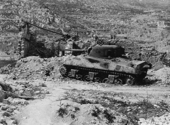 Battle of monte cassino  cassino %28italy%29 %283988024822%29